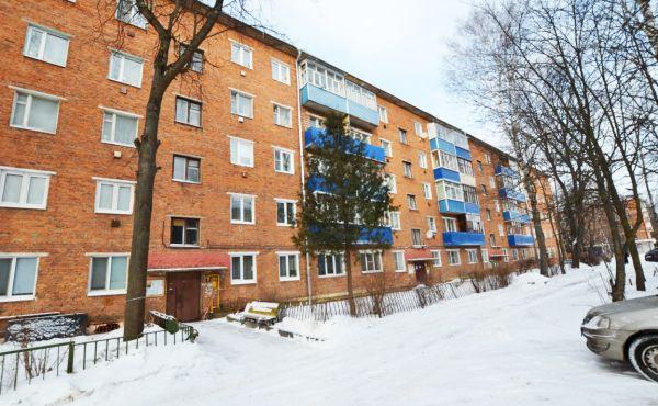 3-х комнатная квартира в центре Волоколамска